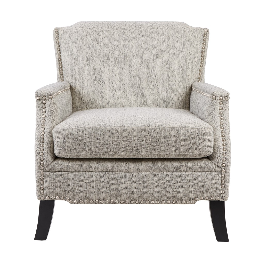 Vivian Accent Chair Gray, Accent Chairs