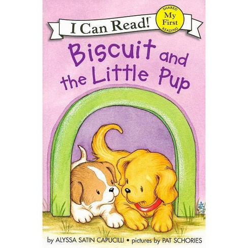 Biscuit and the Little Pup ( Biscuit My First I Can Read) (Paperback) by Alyssa Satin Capucilli - image 1 of 1