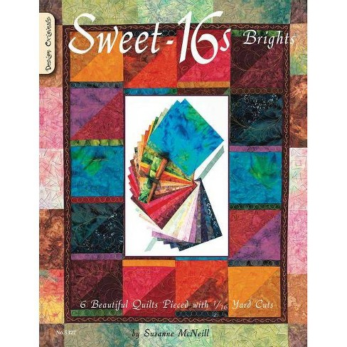 Sweet-16s Brights - by  Suzanne McNeill (Paperback) - image 1 of 1
