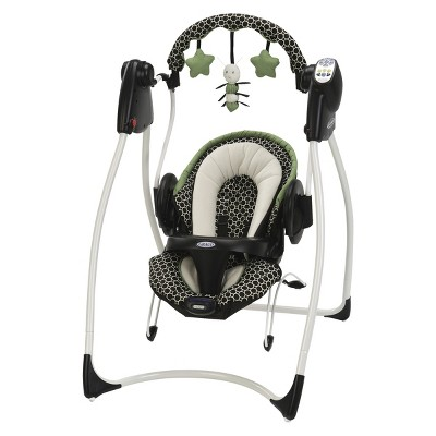 Graco® Duo 2 in 1 Swing and Bouncer - Hudson