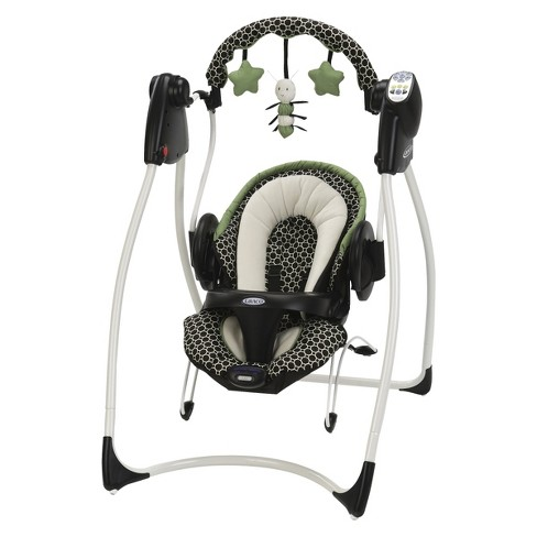 Graco® Duo 2 in 1 Swing and Bouncer - image 1 of 2