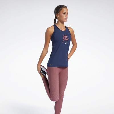 Reebok Les Mills® Bodypump® High-Intensity Tank Top Womens Athletic Tank Tops