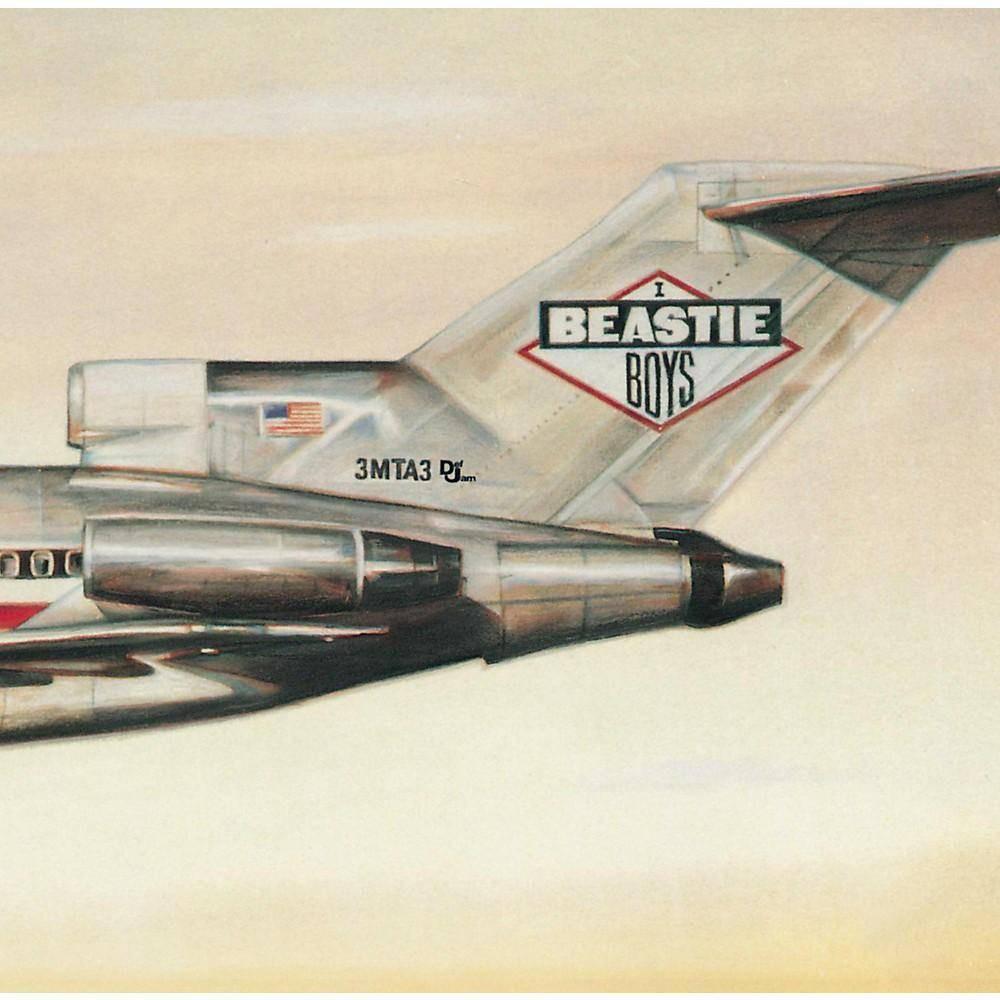 Beastie Boys Licensed To Ill Explicit Lyrics Vinyl