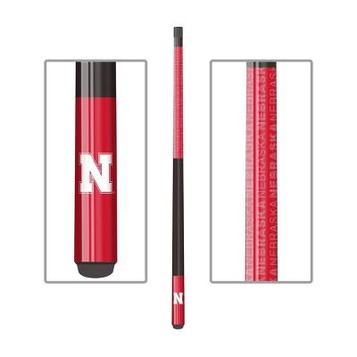 NCAA Nebraska Cornhuskers Cue Stick