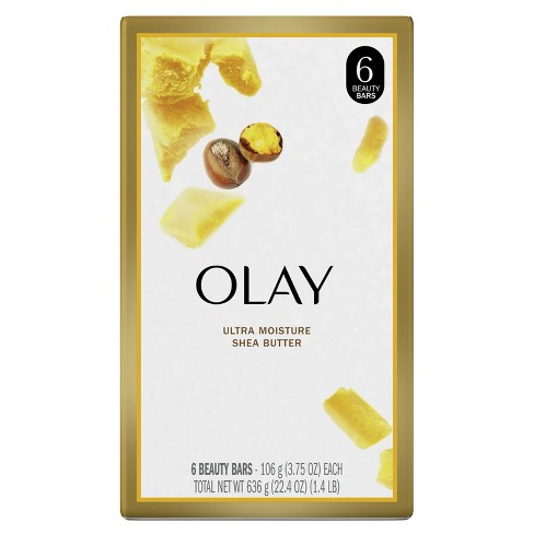 Olay Ultra Moisture with Shea Butter Bar Soap - image 1 of 4
