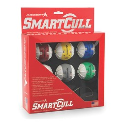 Ardent Smart Cull Professional Culling System, Color Coded with Locking Weight Selectors, 6 Pack