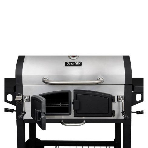 Dual Zone Premium Charcoal Grill All Dyna Glo