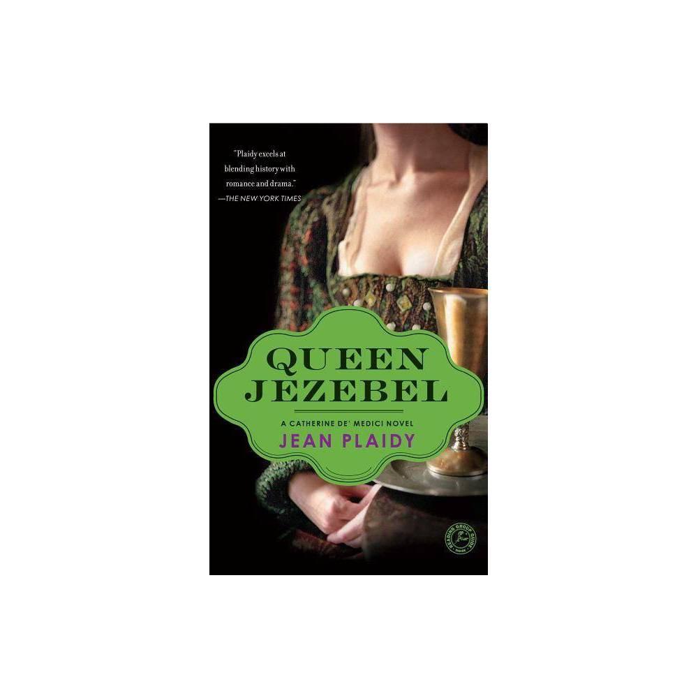 Queen Jezebel By Jean Plaidy Paperback