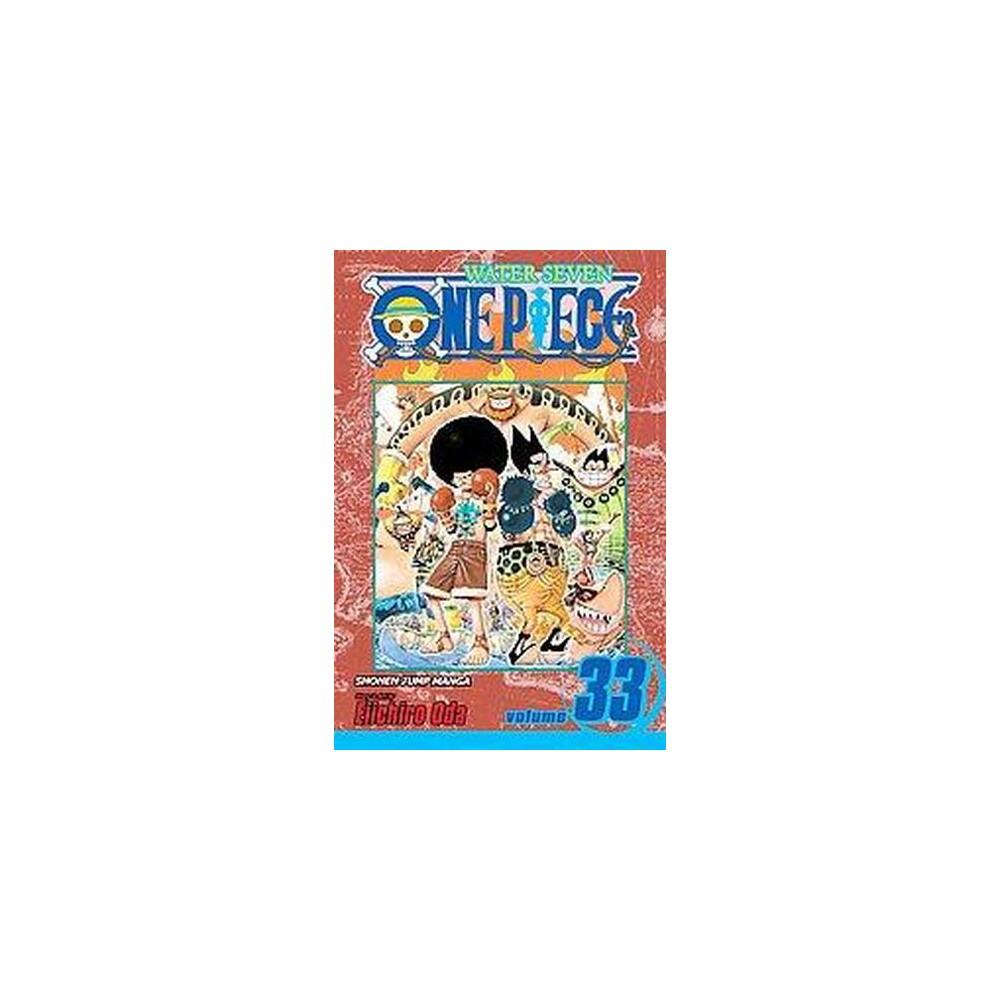 One Piece Vol 33 Volume 33 By Eiichiro Oda Paperback