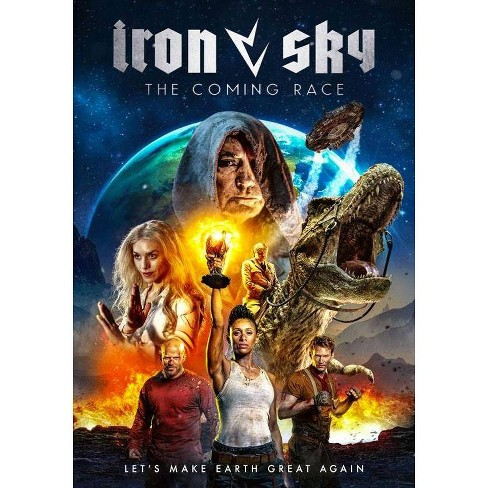 Iron Sky: The Coming Race (DVD) - image 1 of 1