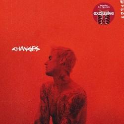 Justin Bieber - Changes (Target Exclusive, CD)