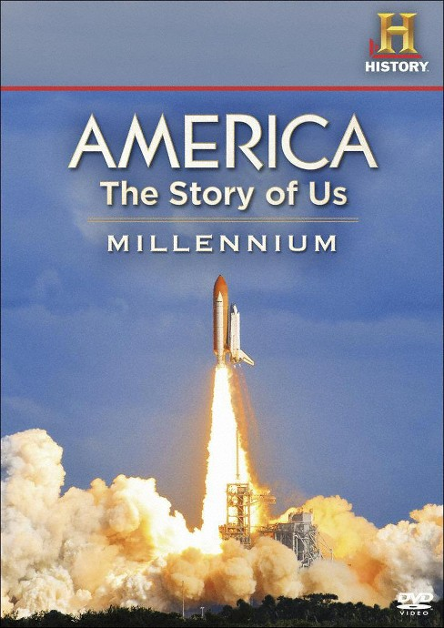 America:Story of us millennium (DVD) - image 1 of 1