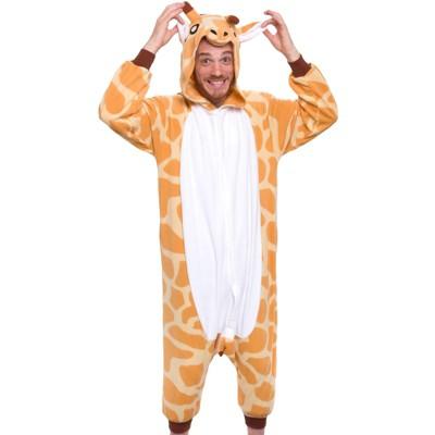 Funziez! Giraffe Adult Novelty Union Suit
