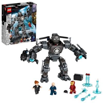 LEGO Marvel Iron Man: Iron Monger Mayhem 76190 Building Kit