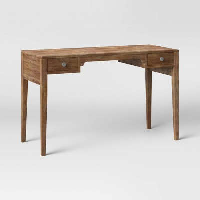 Classic Wood Desk with Drawers - Threshold™
