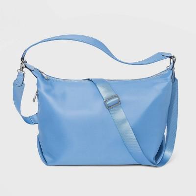 Zip Closure Shoulder Handbag - A New Day™