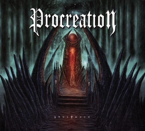 Procreation - Ghostwood (CD) - image 1 of 1