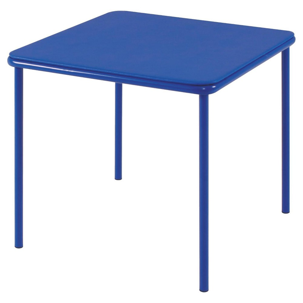 Kids Vinyl Top Table - Blue - Cosco