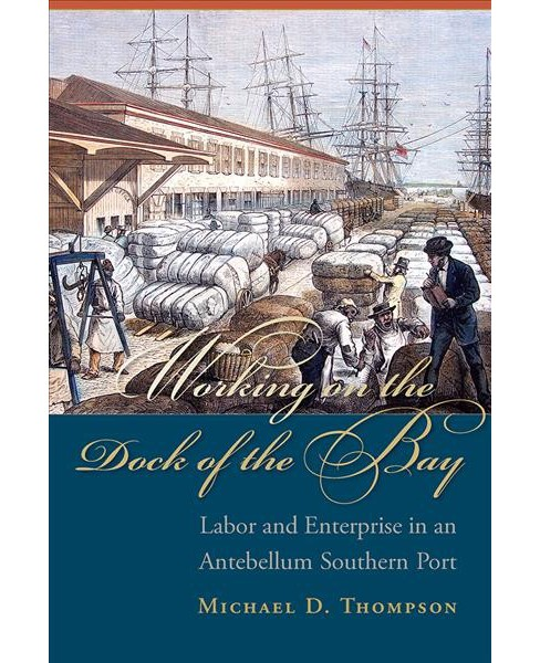 Working on the Dock of the Bay : Labor and Enterprise in an Antebellum Southern Port - Reprint - image 1 of 1