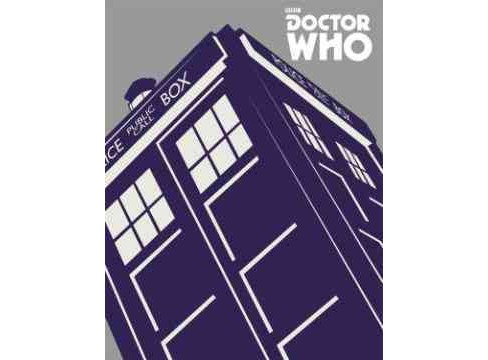 Doctor Who Undated Diary (Deluxe) (Hardcover) - image 1 of 1