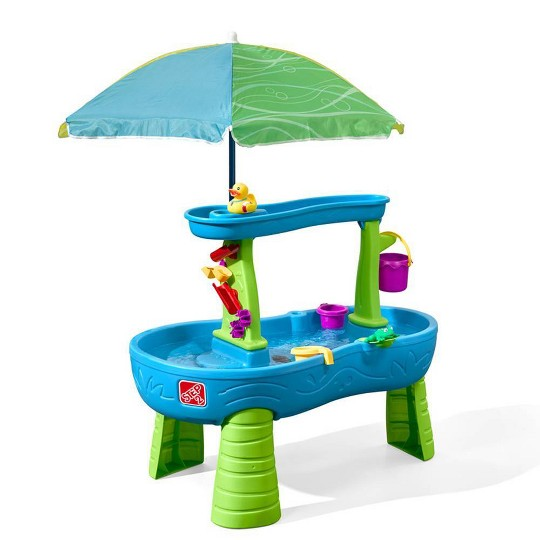Step2 Rainy Day Water Table with Umbrella image number null