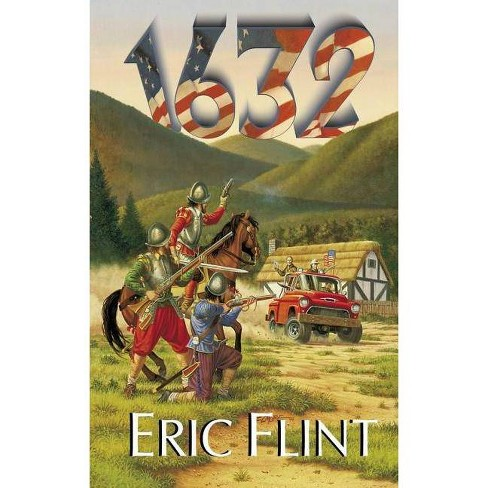 1632 - (Ring of Fire) by  Eric Flint (Paperback) - image 1 of 1