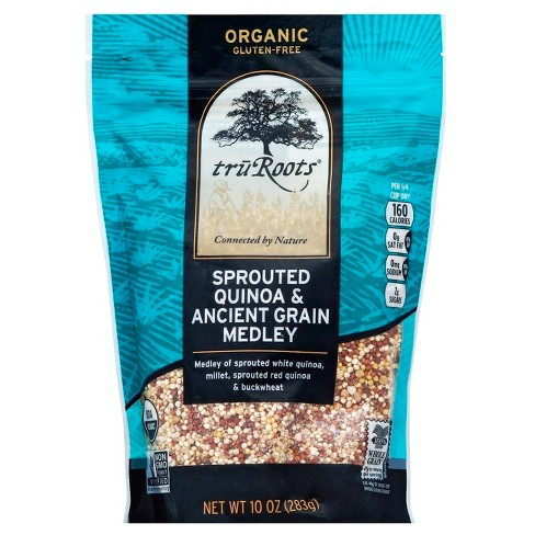 truRoots® Sprouted Quinoa & Ancient Grain Medley - 10oz - image 1 of 1