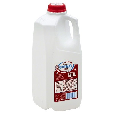 Umpqua Dairy Whole Milk - 0.5gal