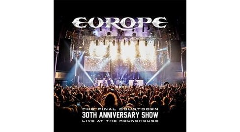 Europe - Final Countdown 30th Anniversary Show (Vinyl) - image 1 of 1
