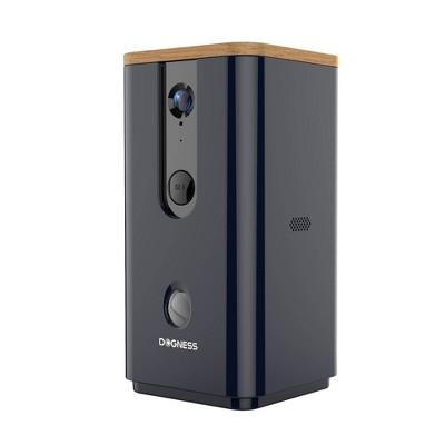 Dogness Smart Cam Treat Dispenser - Black