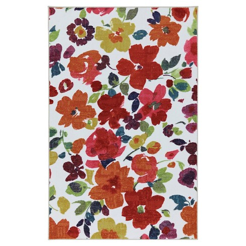 Floral Area Rug - Mohawk - image 1 of 3