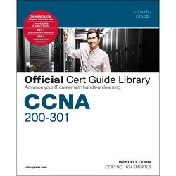 CCNA 200-301 Official Cert Guide Library - by  Wendell Odom (Mixed media product)