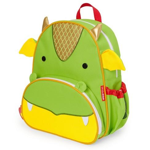 """Skip Hop Zoo Little & Toddler 12"""" Kids' Backpack - Dragon - image 1 of 4"""