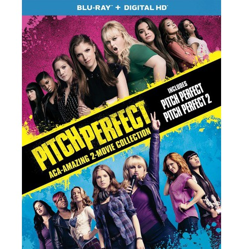 Pitch Perfect Aca-Amazing 2-Movie Collection [2 Discs] [Blu-ray] - image 1 of 1