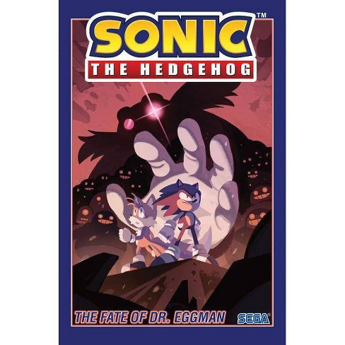 Sonic the Hedgehog, Vol. 2: The Fate of Dr. Eggman - by  Ian Flynn (Paperback) - image 1 of 1