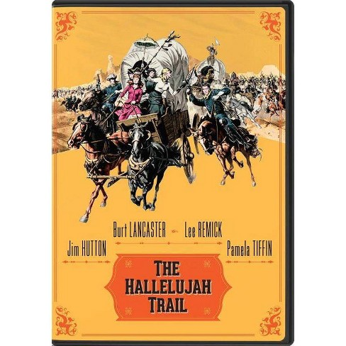 The Hallelujah Trail (DVD) - image 1 of 1