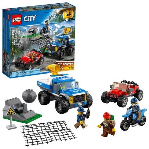 Lego City Police Dirt Road Pursuit 60172 Target