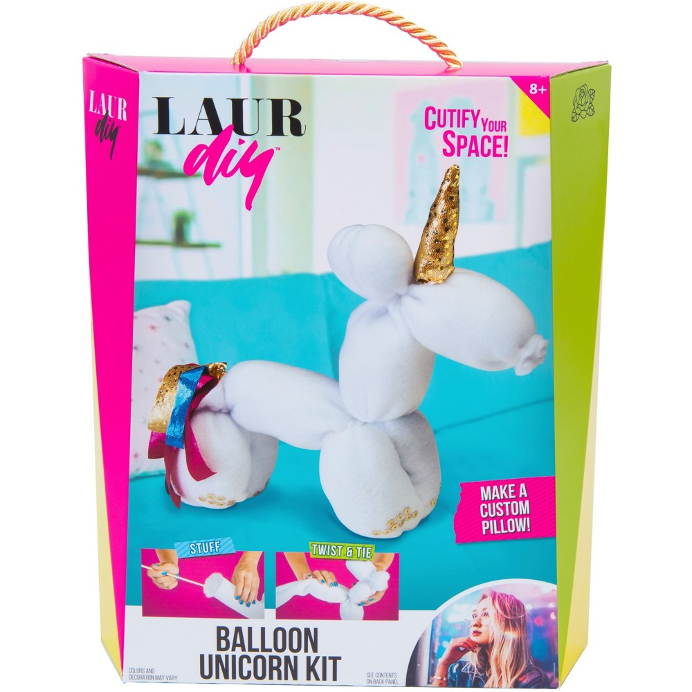 Image of LaurDIY Balloon Unicorn Craft Kit