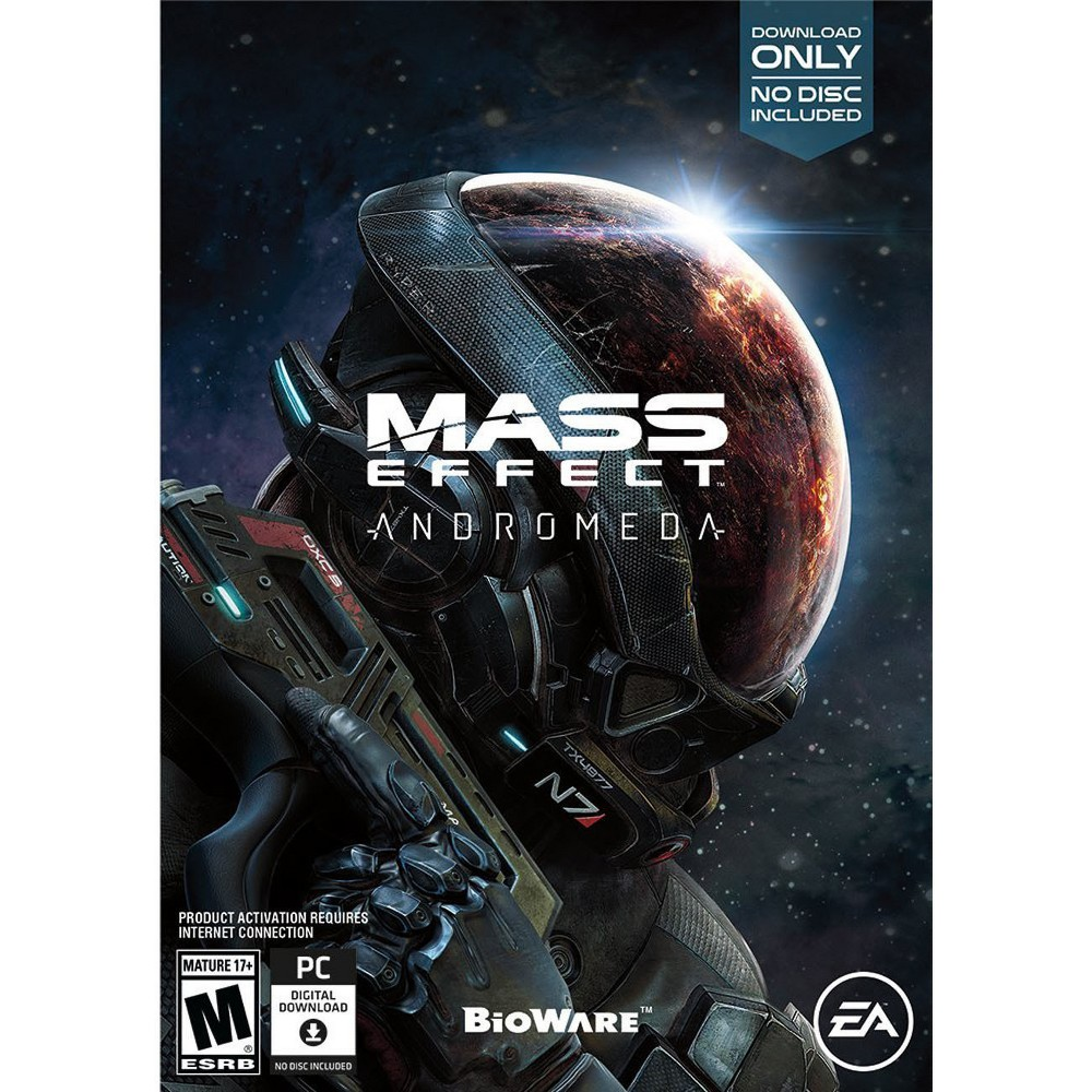 Mass Effect: Andromeda - PC Game (Digital)