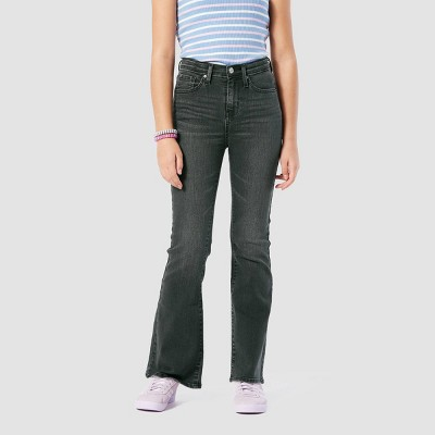DENIZEN® from Levi's® Girls' Flare High-Rise Jeans