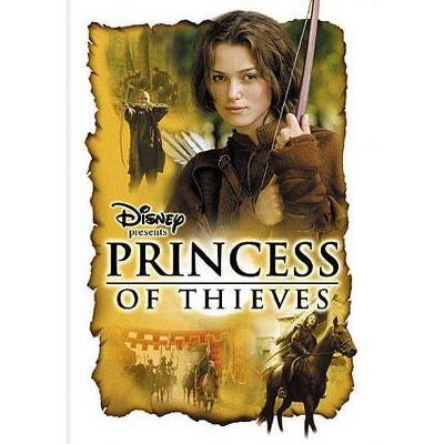 Princess Of Thieves (DVD)(2002)