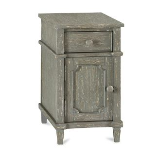 Broome Side Table Taupe - Dorel Living