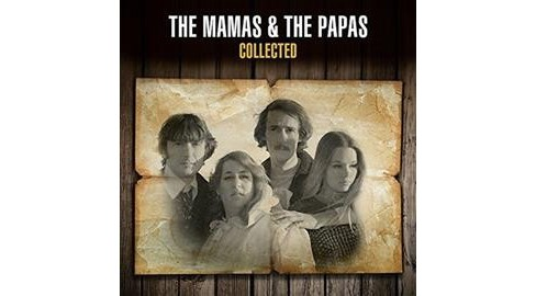 Mamas & The Papas - Collected (Vinyl) - image 1 of 1