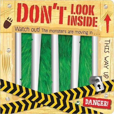 Don't Look Inside - by Stuart Lynch (Board Book)