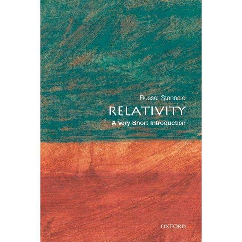 Relativity - (Very Short Introductions) by  Russell Stannard (Paperback) - image 1 of 1