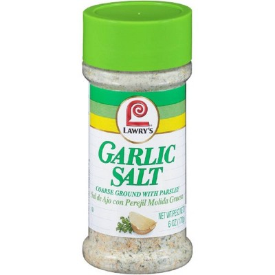 Herbs & Spices: Lawry's Coarse Ground Salt with Parsley