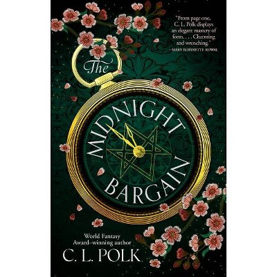 The Midnight Bargain - by  C L Polk (Hardcover)