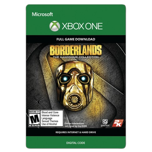 borderlands the handsome collection free on xbox one