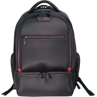 Mobile Edge Edge Carrying Case (Backpack) Tablet - Black, Red - Ballistic Nylon