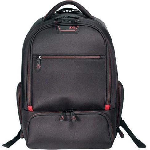 Mobile Edge Edge Carrying Case (Backpack) Tablet - Black, Red - Ballistic Nylon - image 1 of 4